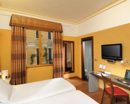 Discover Genoa and stay at the Best Western Plus City Hotel