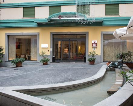 BW Plus City Hotel  Genova