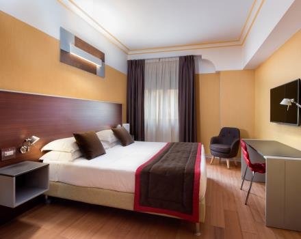 Book your room at the Best Western Plus City Hotel Genoa