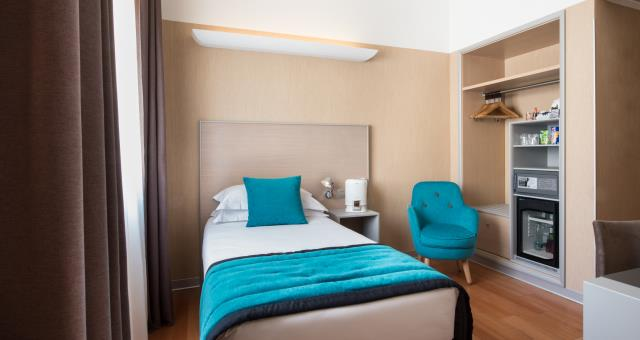 Come to Genoa to work?  Book and save at BW Plus City Hotel