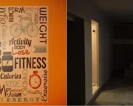 Gym and Wellness at BW PLUS City Hotel of Genoa, 4 star hotel, City Centre