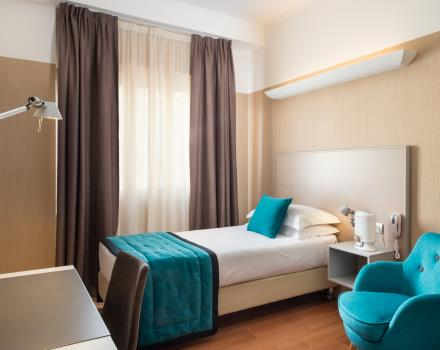Comfort and savings at BW Plus City Hotel of Genoa