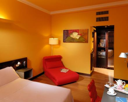 Book  a room in Genoa, stay at  Best Western Plus City Hotel. 4 stars
