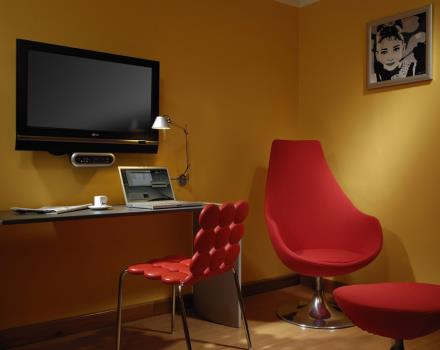 Book your business room at Best Western Plus City Hotel in Genoa