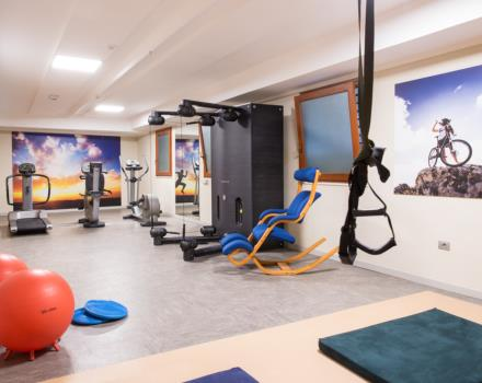Fitness Best Western Plus City Hotel Genova