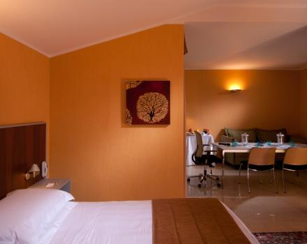Book the Suite of Best Western Plus City Hotel in Genoa and meet your collegues